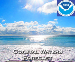 NOAA Coastal Waters Forecast for South Florida